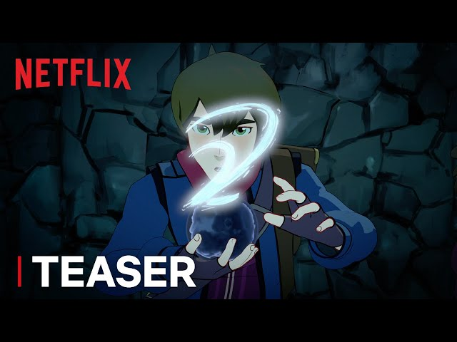 The Dragon Prince | Teaser | Netflix