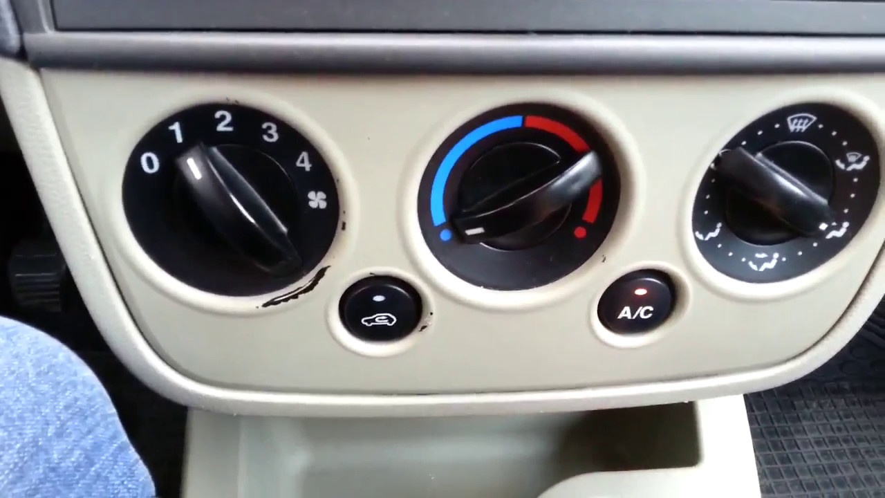 Ford Fiesta Air Conditioning System Performance Check Youtube 2007 Fusion Cooling