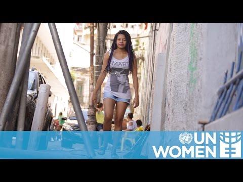 In Brazil, one women is killed every 2 hours