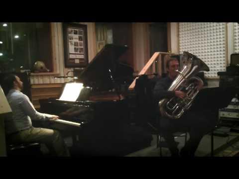 Fantasiestucke Op. 73, I. Zart und mit Ausdruck (Tuba and Piano)