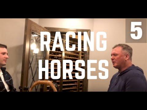 Racing Horses: #5 Ron Burke