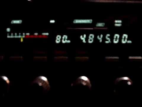 4.845 Radio Mauritania Nouakshott