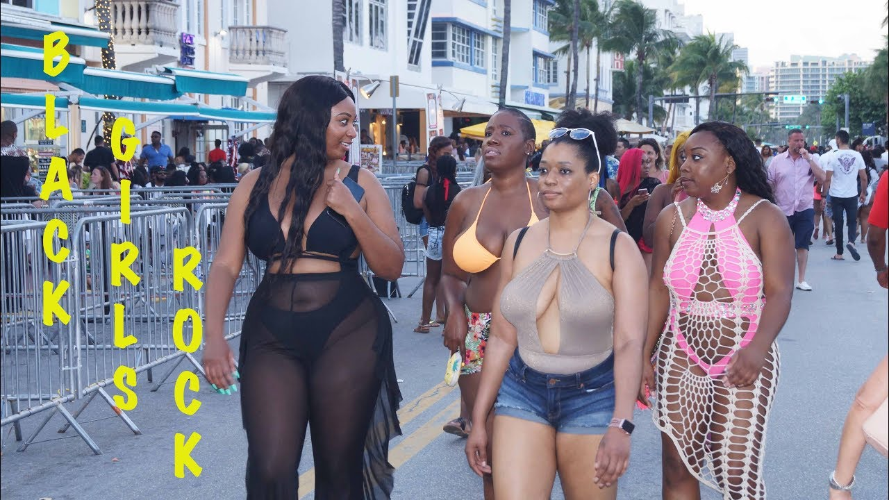 Black Girls Made South Beach Great Again '19