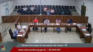 Câmara Municipal de Colina - 14ª Sessão Extraordinária 19/12/2019