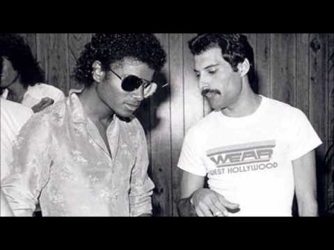 Freddie Mercury and Michael Jacksons LongLost Duet