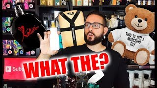 Top 10 Weirdest Cologne / Perfume Bottles!