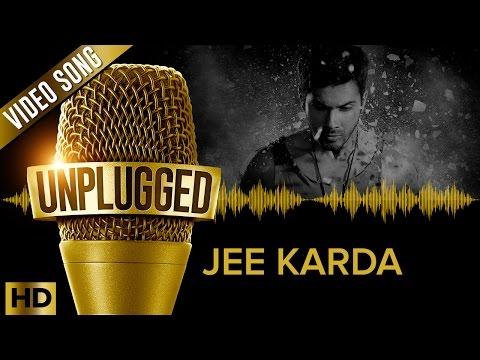 Varun Dhawan | Jee Karda UNPLUGGED | Divya Kumar