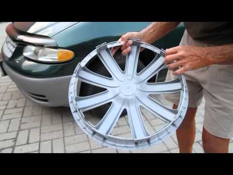 Alpena Wheel Cover Installation Video Youtube