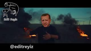 Recep Tayyip Erdoğan ft. Burak King - Yanıyoruz (Remix)