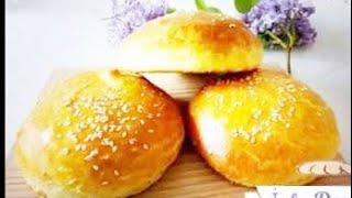 Hamburger Ekmeği Yapımı Pratik Bir Alternatif