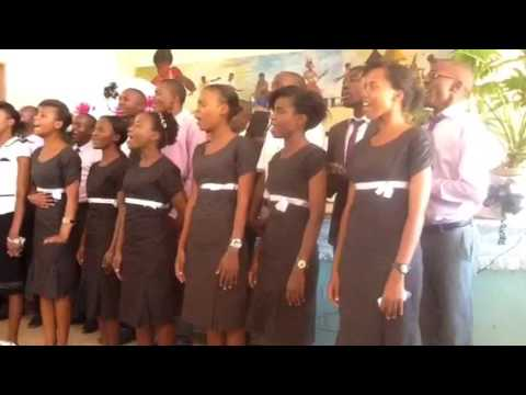 University of Zambia SDA Campus Ministries choir.