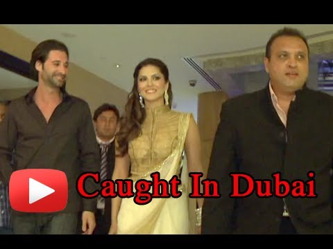 Sunny Leone Caught In Dubai - Uncut! Mp3