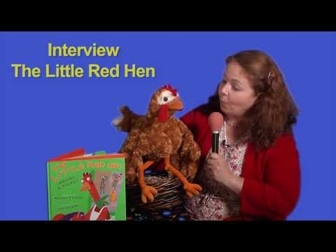 Segues and Introductions Demonstration - Interview - The Little Red Hen