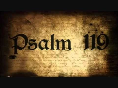 Psalm 119 1-16 Scripture Song