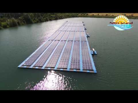 NRG ISLAND - Floating Photovoltaic System