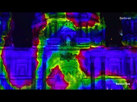 Festival of Lights Berlin 2017 - Highlights