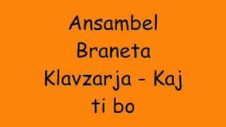Ansambel Braneta Klavžarja - Kaj ti bo