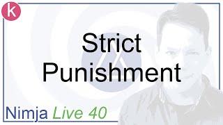 Hypnosis Strict Punishment Nimja Live July 2019