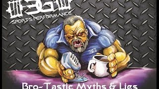 EvilGSP   Bro Tastic Myths And Lies   Diet Is Everything