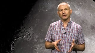 The Night Sky - Five Amazing Facts About the Moon!