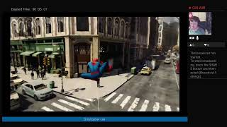 Subscribe YouTube Christopher cox play game  splder man
