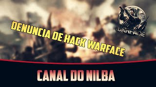 [DENUNCIA] Player Usando Hack no Warface Assasinato [BANIDO] 2015