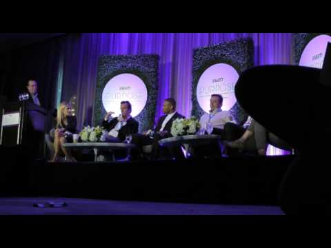 The Future of Family and Faith-Based Entertainment Panel - 2014