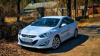 Hyundai i40 и его недостатки смотреть