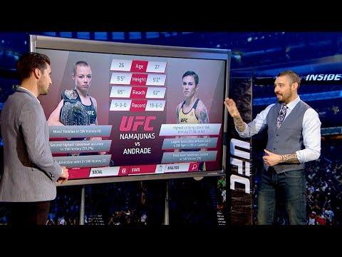 UFC 237: Inside the Octagon - Namajunas vs Andrade