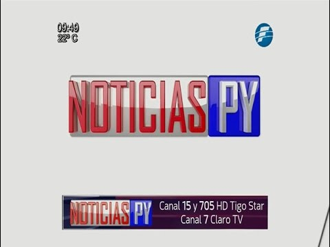 """Mañana se lanza """"Noticias Py"""" nuevo canal informativo paraguayo"""