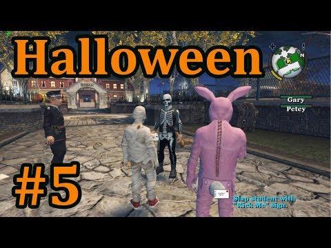 Quẩy Tưng Bừng Đêm Halloween Tại Trường Học / Bully Schoolarship / Tập 5