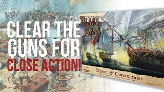 Black Seas Master and Commander starter set   Warlord Games   Unboxing