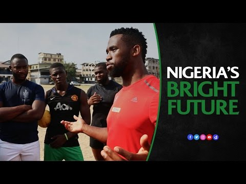 Nigeria's bright rugby future