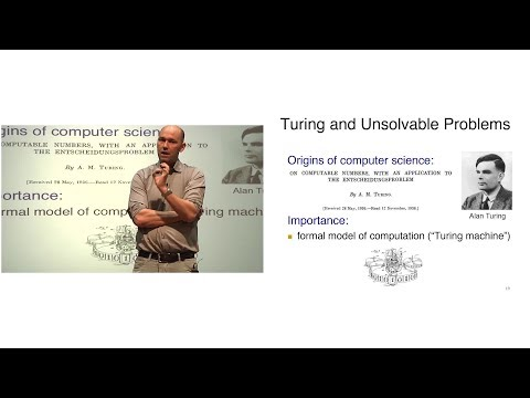 LSE Events | Tim Roughgarden | Game Theory Through the Computational Lens