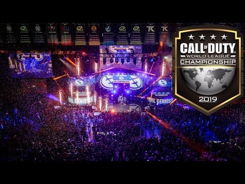 Top Plays Call Of Duty World League Championship 2019