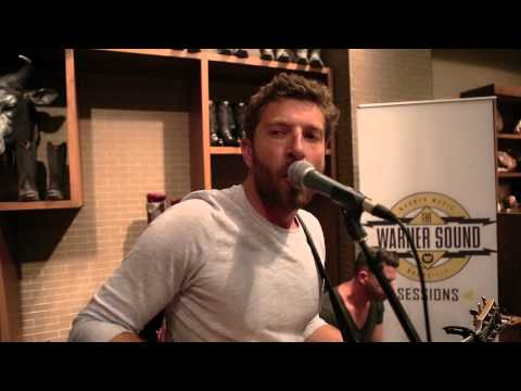 "Brett Eldredge ""Beat of the Music"" - The Warner Sound Sessions (Live at CMA Fest)"