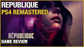 Republique PS4 Review