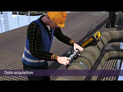 USM Vision Ultrasonic Weld Inspection System
