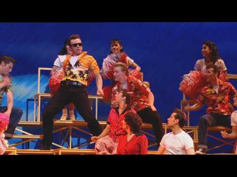 Grease UK Theatre Tour Trailer 2011