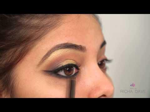 self make up by Richa dave