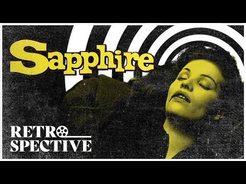 Sapphire (1959) Starring Nigel Patrick and Yvonne Mitchell - Full Movie