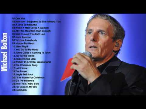Michael Bolton Greatest Hits || Michael Bolton Collection HD/HQ