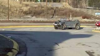 Kubelwagen sighting in Libby Montana