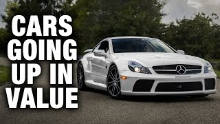Exotic Cars That Will Make You Money & Go UP in Value, Not Down