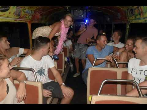 Karaoke Party Bus Aruba
