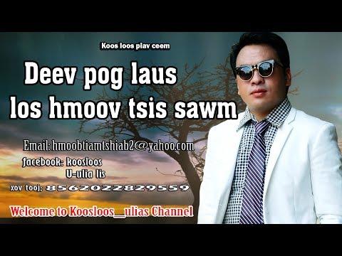 Deev pog laus los hmoov tsis sawm 1/26/2018 thumbnail