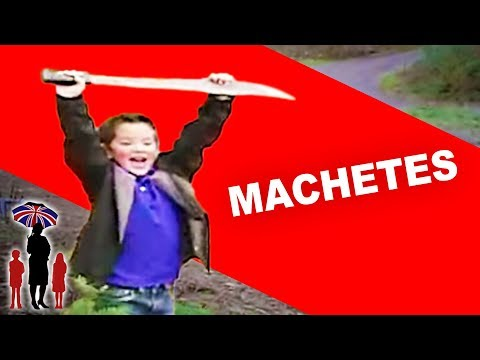 Thumbnail: Moving House Leaves Young Brothers Obsessed With Machetes | Supernanny USA