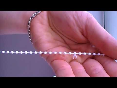 Как собрать вертикальные жалюзи инструкция видео