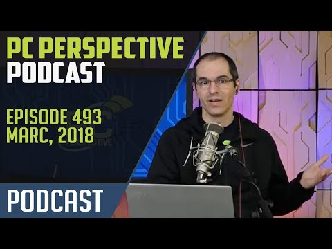 Podcast #493 - New XPS 13, Noctua NH-L9a, News from NVIDIA GTC and more!