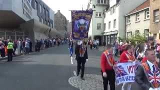 Scotland Says NAW Parade - September 2014 - Edinburgh Part 4